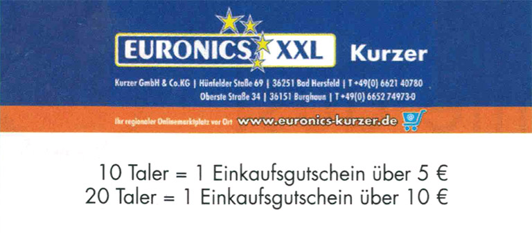 euronics xxl kurzer bonustaler kooperationspartner