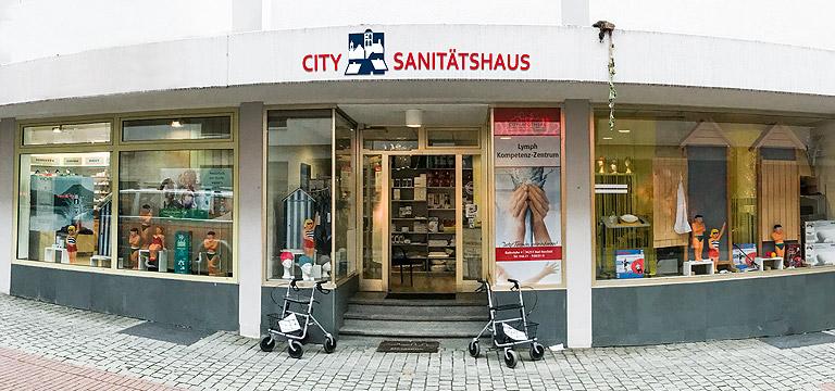 City Sanitatshaus In Bad Hersfeld Hildwein Gesundheitskompetenzen In Bad Hersfeld